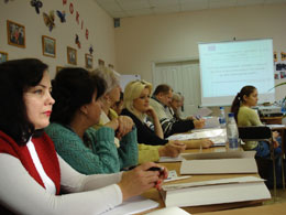 «Основні компоненти гендерного підходу та його запровадження в діяльності органів виконавчої влади» (в рамках проекту TRES)